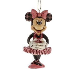 Figurine Disney Tradition suspension Minnie Casse-Noisettes - Minnie Mouse Nutcracker Hanging Ornament