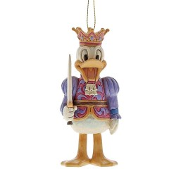 Figurine Disney Tradition suspension Donald Casse-Noisettes - Donald Duck Nutcracker Hanging Ornament