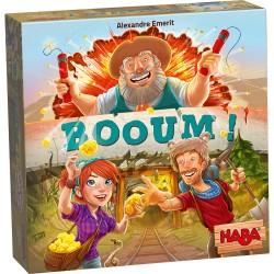 Jeux de société - Booum !