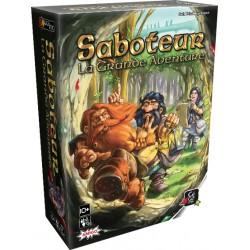 Jeux de société - Saboteur : La Grande Aventure