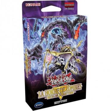 Deck de Structure Yu-Gi-Oh! La Horde de Zombies