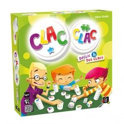 Jeux de société - Clac Clac