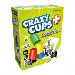 Jeux de société - Crazy Cups +
