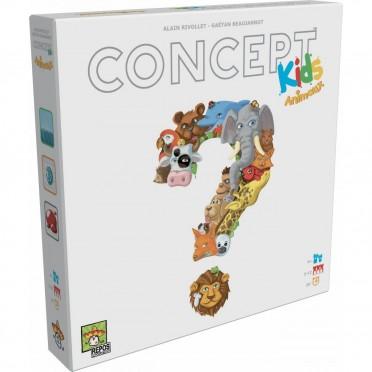 Jeux de société - Concept Kids