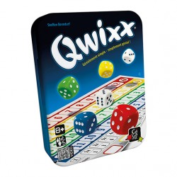 Jeux de société - Qwixx