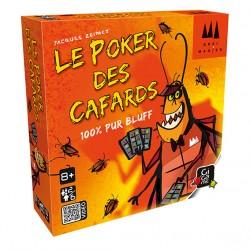 Jeux de société - Le Poker des Cafards