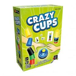 Jeux de société - Crazy Cups