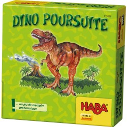 Jeux de société super mini - Dino Poursuite