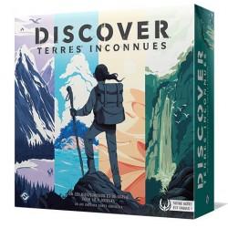 Jeux de société - Discover : Terres Inconnues