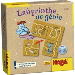 Jeux de société super mini - Labyrinthe du génie