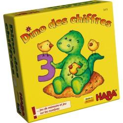 Jeux de société super mini - Dino des chiffres