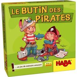 Jeux de société super mini - Le butin des pirates
