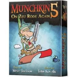 Jeux de société - Munchkin 5 : On Zeu Rode Again