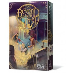 Jeux de société - Beyond Baker Street
