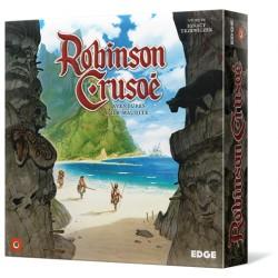 Jeux de société - Robinson Crusoé - Aventures sur l'île Maudite