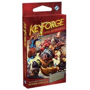 Précommande - Jeux de société - KeyForge : l'Appel des Archontes - Set de démarrage