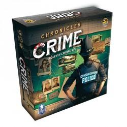 Jeux de société - Chronicles of Crime