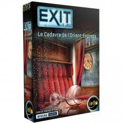 Jeux de société - Exit : Le Cadavre de l'Orient-Express