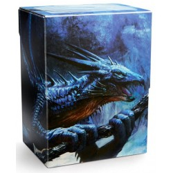 Deck Box illustré boite de rangement Dragon Shield - Sapphire Royenna