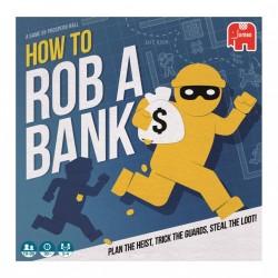 Jeux de société - How to Rob a Bank