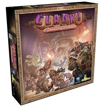 Jeux de société - Clank! - La Malédiction de la Momie