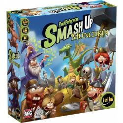 Jeux de société - Smash Up : Munchkin