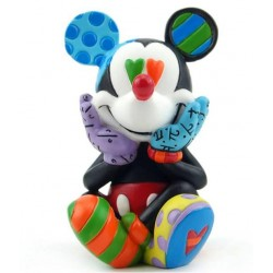 Figurine Disney Britto Mickey Mouse 7 cm
