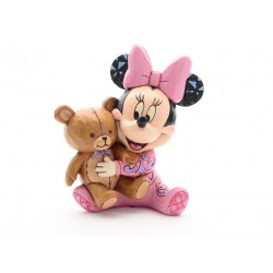 Figurine Disney Tradition mini Minnie bébé - Baby's First Minnie Mouse