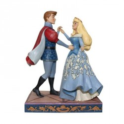 Figurine Disney Tradition Aurore et son premier bal - Swept Up the Moment Aurora