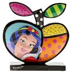 Figurine Disney Britto Blanche Neige pomme Icon