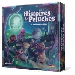 Jeux de société - Histoires de Peluches