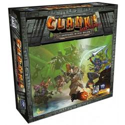 Jeux de société - Clank! - Dans l'Espace !