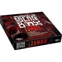 Jeux de société - Escape Box - Zombie