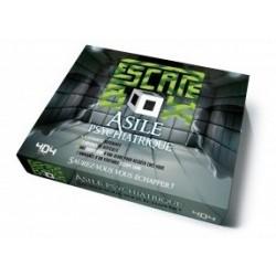 Jeux de société - Escape Box - Asile Psychiatrique