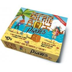 Jeux de société - Escape Box - Pirates