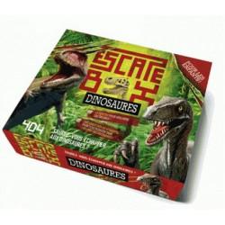 Jeux de société - Escape Box - Dinosaures