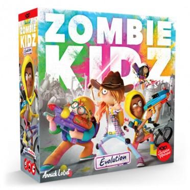 Jeux de société - Zombie Kidz Evolution