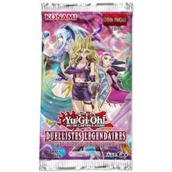 Booster Yu-Gi-Oh! Les Duellistes Légendaires : Les Sœurs de la Rose