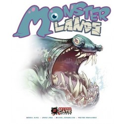 Jeux de société - Monster Lands