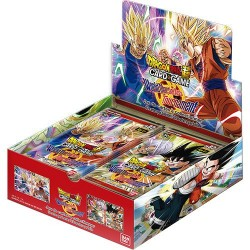 Précommande : Booster Dragon Ball Super Card Game - TB02 World Martial Arts Tournament boite complète
