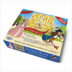 Jeux de société - Escape Box - La Cour du Roi