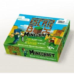 Jeux de société - Escape Box - Minecraft