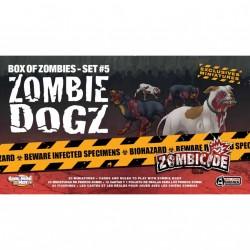 Jeux de société - Zombicide Very Infected People 1