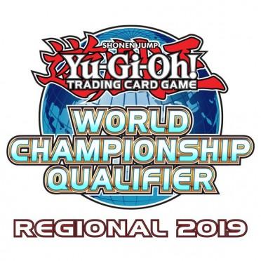 WCQ Yu-Gi-Oh! 24/03/19 World Championship Qualifier Régional 2019 Mulhouse Happy'Games
