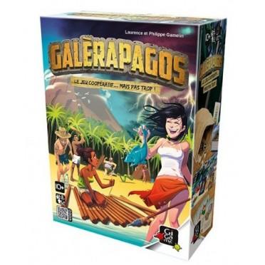 Jeux de société - Galerapagos