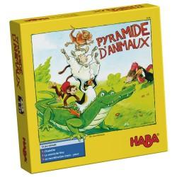 Jeux de société - Pyramide d'Animaux