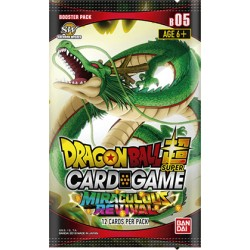 Booster Dragon Ball Super Card Game - Miraculous Revival B05