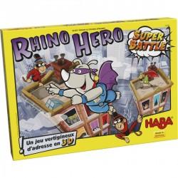 Jeux de société - Rhino Hero - Super Battle