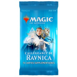 Booster Magic L'Allégeance de Ravnica