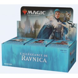 Précommande booster Magic L'Allégeance de Ravnica